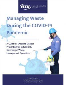 managing waste during coronavirus